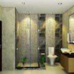 50 Design Kamar Mandi Hotel Minimalis Terbaru