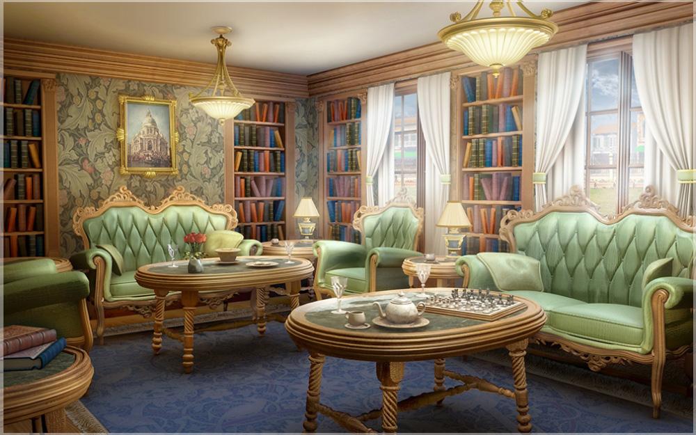 23 Desain Ruang Tamu Klasik Modern | RUMAH IMPIAN
