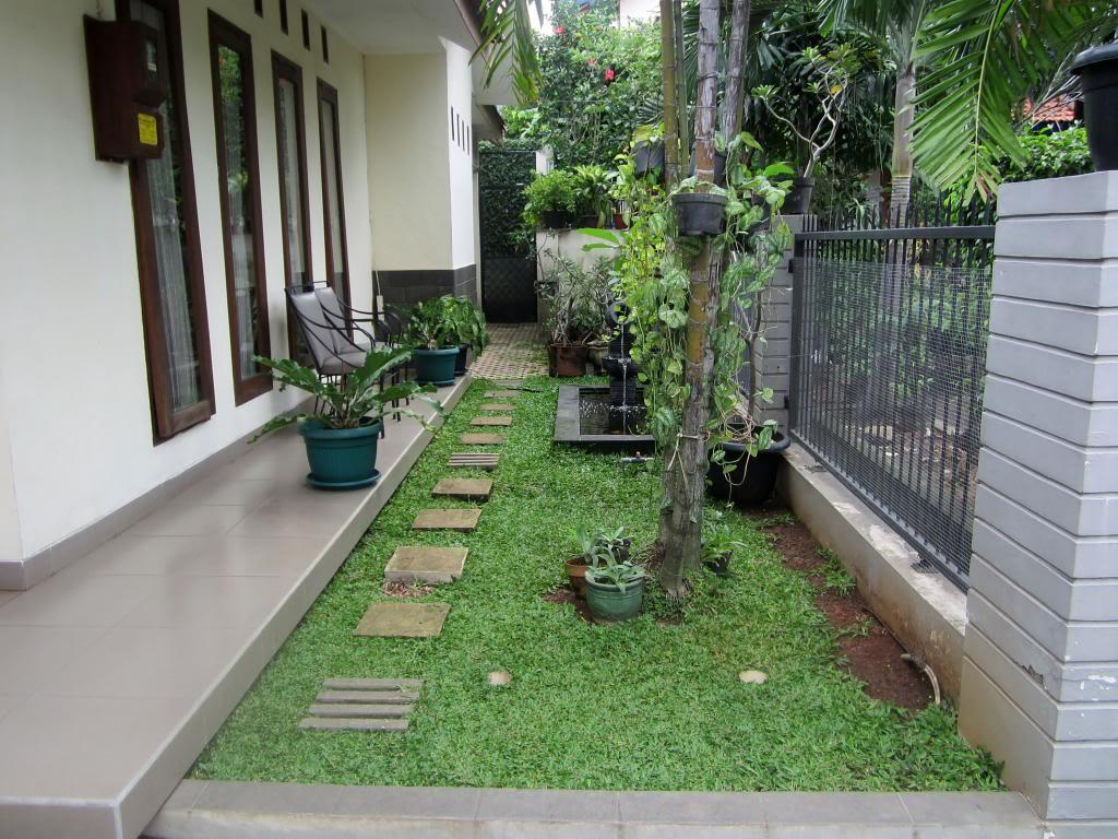 50 Dekorasi Teras di Belakang Rumah Minimalis Nyaman ...