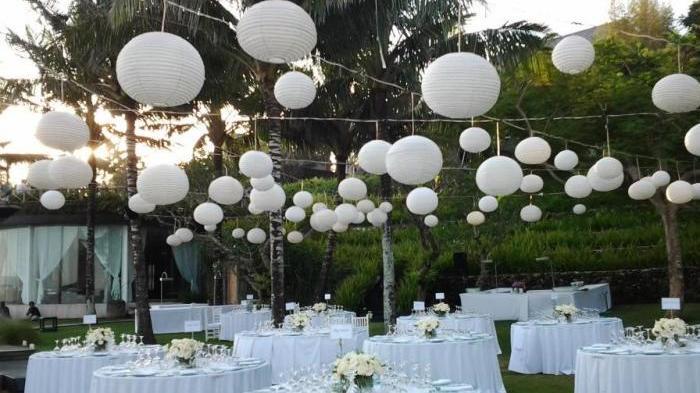 Decoration wedding minimalis di rumah all the best ideas about 13 dekorasi pernikahan outdoor minimalis murah rumah impian junglespirit Image collections