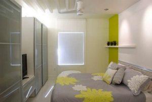 Desain Kamar Tidur Utama Ukuran 3x3 yang Cantik