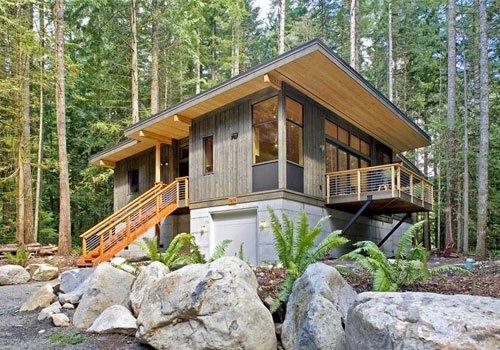 Untuk anda yang tertarik membuat hunian dengan nuansa alami dari material bambu anda bisa mengikuti tips sederhana berikut untuk membangun rumah bambu anda ... & 21 Desain Rumah Bambu Unik Sederhana Modern | RUMAH IMPIAN