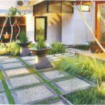 19 Desain Taman Depan Rumah Sempit Minimalis