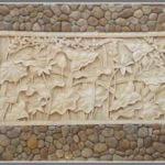 21 Contoh Batu Alam Untuk Dinding Rumah Modern