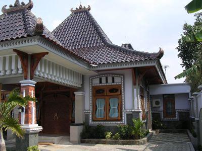 Desain Rumah Jawa Sederhana - Desain Rumah Baru