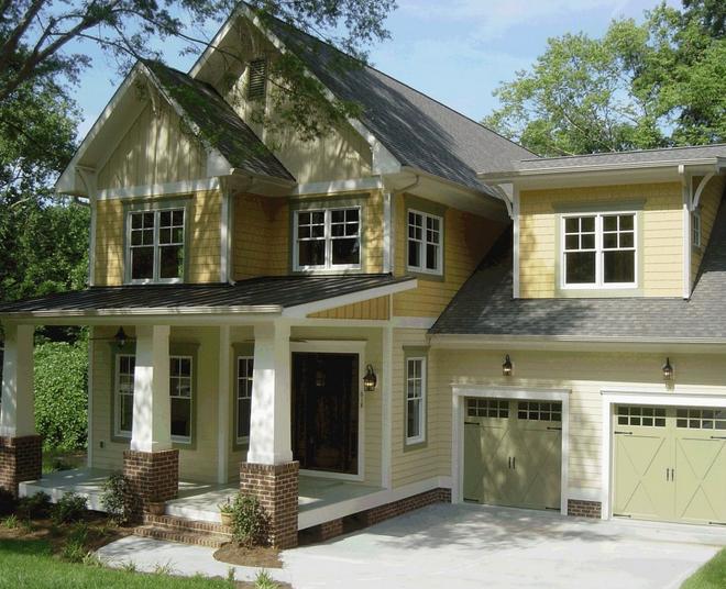 Contoh desain rumah klasik eropa minimalis modern for Old american homes