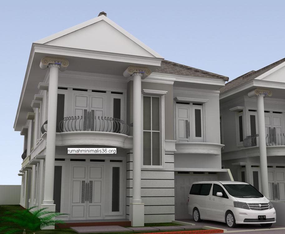 50 Desain Rumah Tingkat Minimalis Klasik Elegan Dan Nyaman