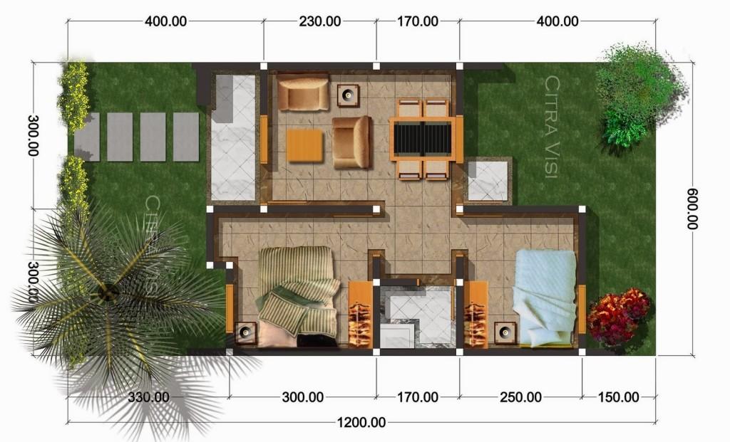21 Model Rumah Idaman Untuk Pasangan Muda Minimalis Sederhana
