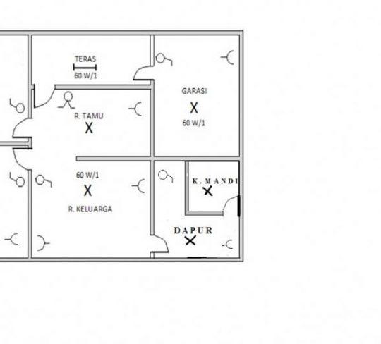 Wiring Diagram Instalasi Listrik : Gambar rangkaian instalasi listrik untuk rumah minimalis
