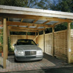 20 Contoh Garasi Mobil Minimalis Modern Keren