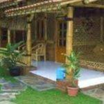 21 Desain Rumah Bambu Unik Sederhana Modern