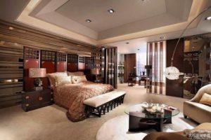 Desain Kamar Tidur Ala Hotel Bintang 5 Yang Mewah