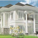 15 Desain Rumah Tingkat Minimalis Klasik Elegan Dan Nyaman