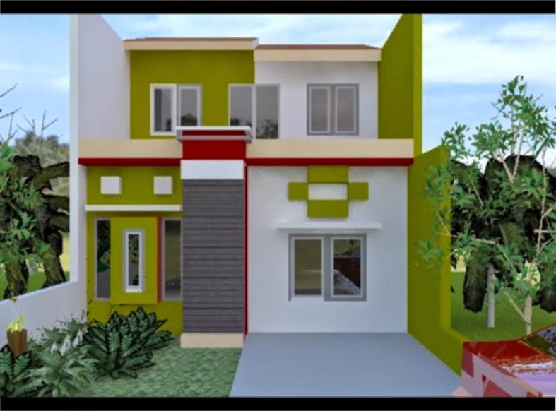 50 Terbaru Warna Cat Hijau Untuk Rumah Warna Cat