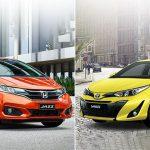 Kelebihan Mobil Yaris Dibanding Honda Jazz