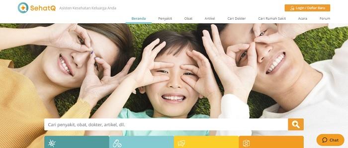Mari Hidup Sehat Bersama SehatQ.com