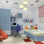 13 Model Renovasi Kamar Anak Indah dan Populer