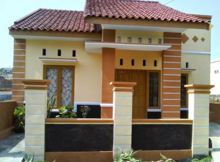 25 Model Pagar Tembok Minimalis Terbaru Modern Rumah Impian