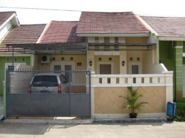 Contoh Pagar Tembok Pagar Rumah Minimalis Modern Rumah Joglo Limasan Work