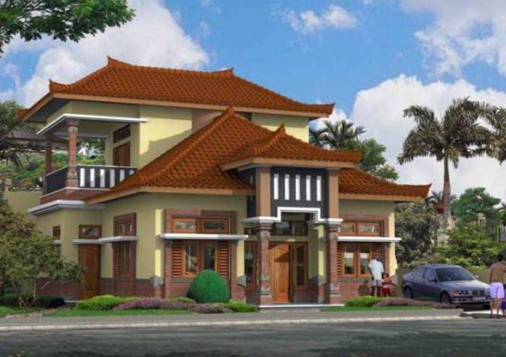 Desain Rumah Joglo Modern Cahaya Rumahku 50 Minimalis Terbaru Impian