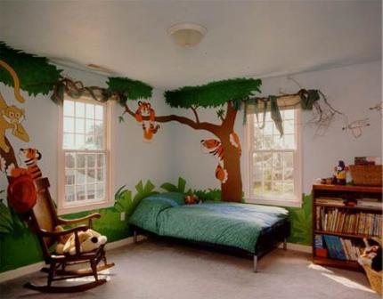 15 dekorasi kamar anak perempuan sederhana minimalis