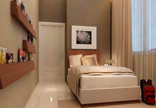 desain kamar tidur kecil namun nyaman