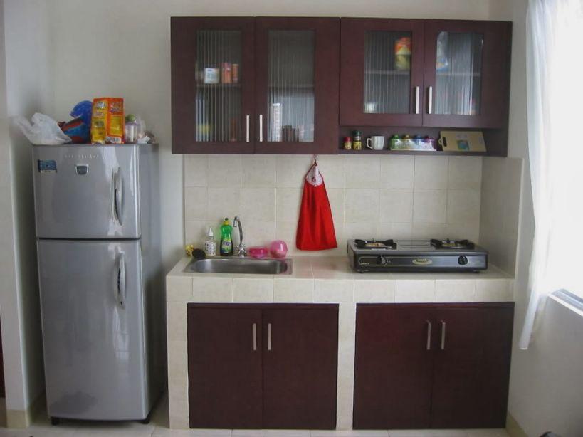 foto dapur sederhana minimalis foto dapur sederhana