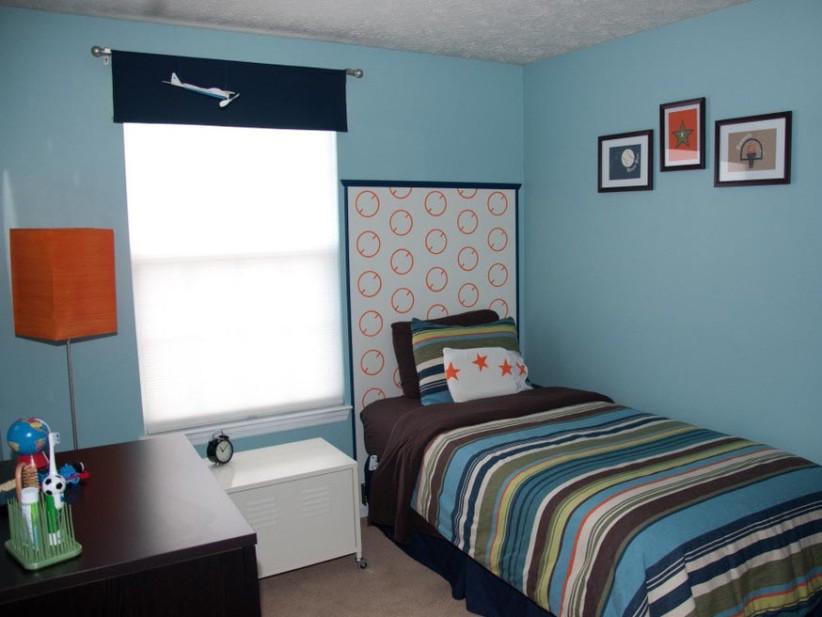 6 cách sắp xếp phòng ngủ hẹp để trông rộng rãi