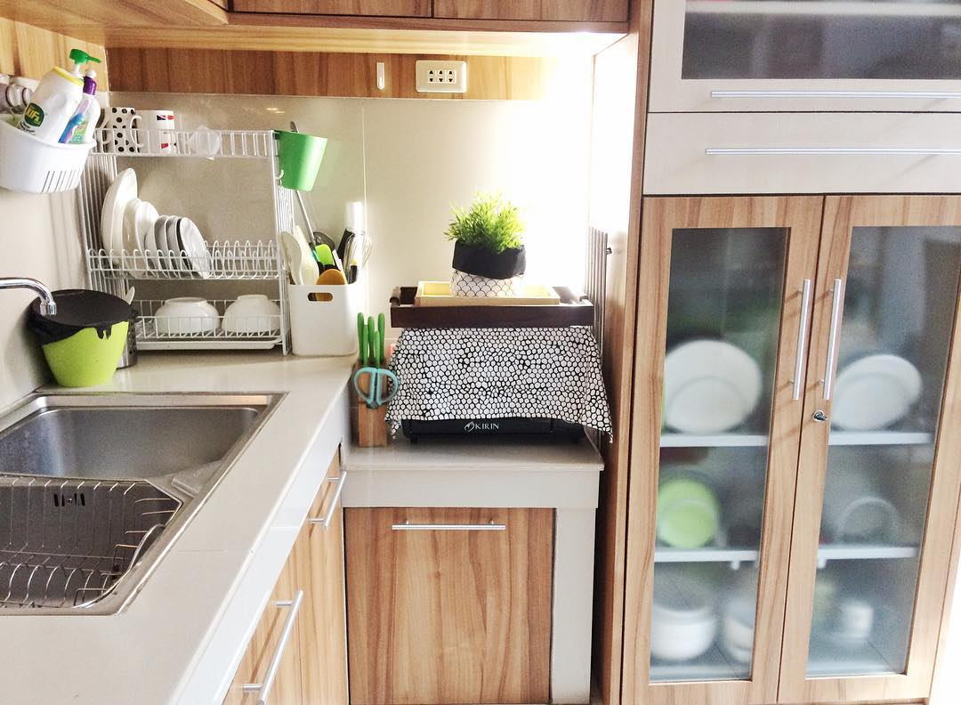Contoh Desain Dapur Sederhana