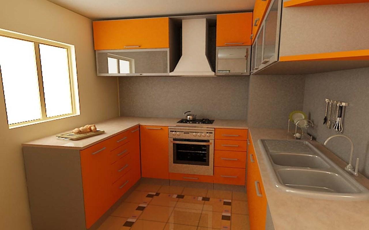 Gambar Desain Dapur Sederhana 13