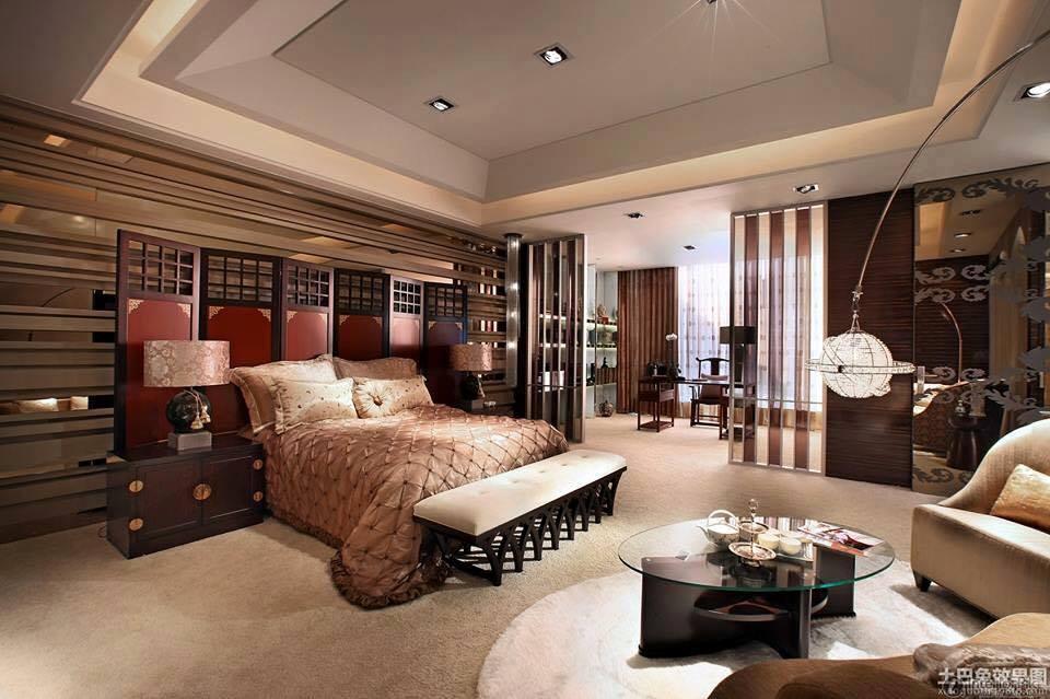 model kamar tidur utama 7
